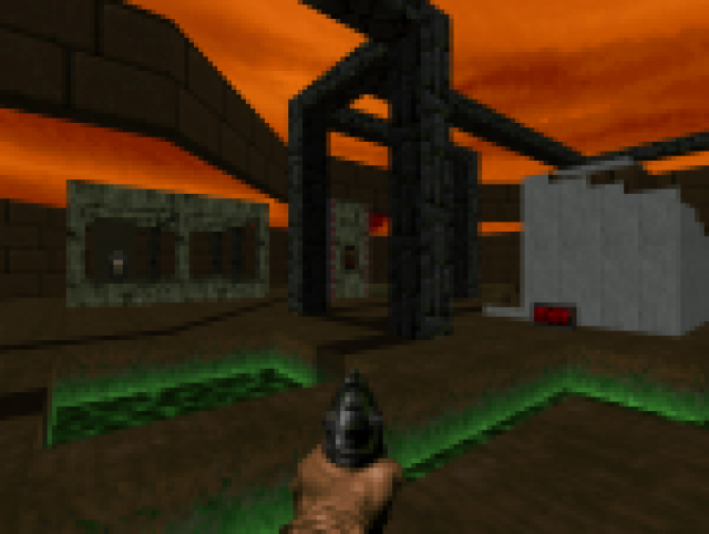 Ultimate Doom 2