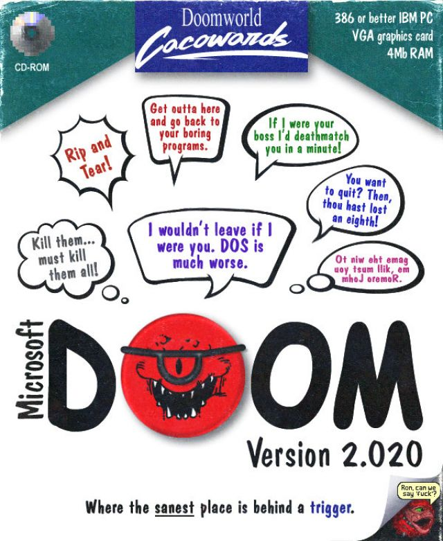 Doomworld Cacowards 2020