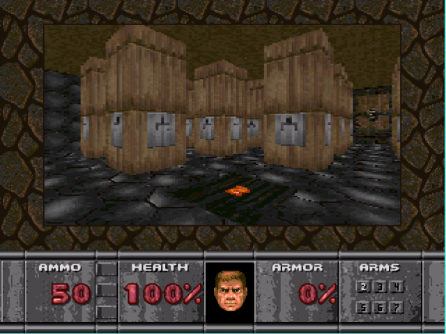 DoomGuy and Minesweeper come together in Cacosweeper on Sega 32X and PC!