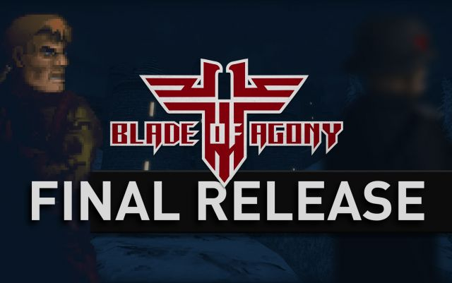 Blade of Agony unleashed!
