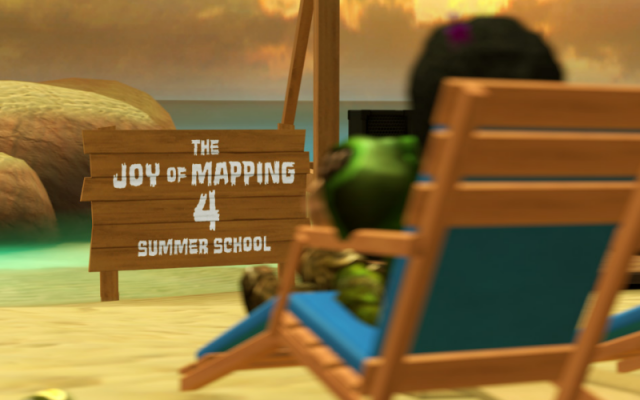 The Joy of Mapping 4: Summer School
