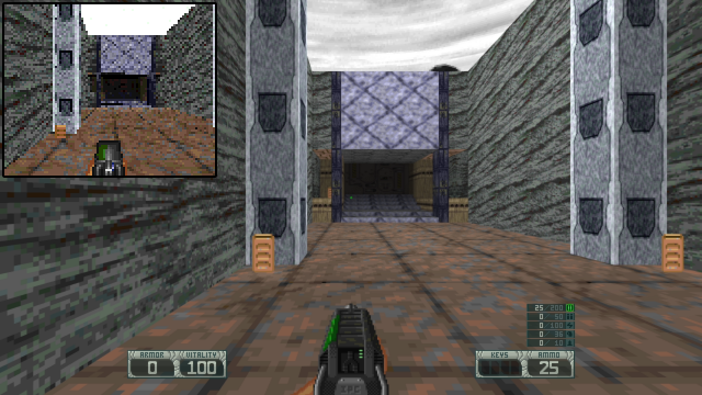 Standalone Project Osiris brings Amiga FPS Alien Breed 3D to GZDoom