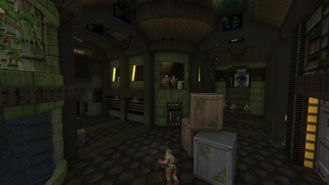 ZDoom Community Map Project - Take 2